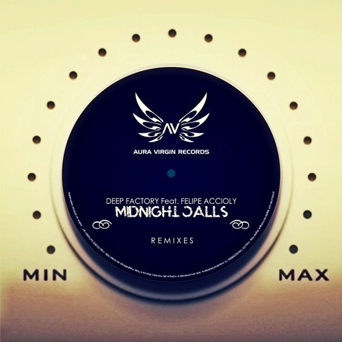 Deep Factory, Aura Tribe - Midnight Calls (feat. Felipe Accioly) [Single] [BLV1769244]